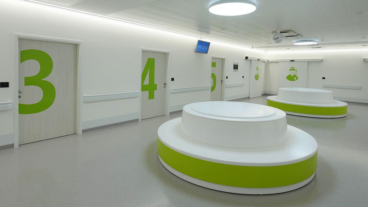Splošna bolnišnica Novo mesto, Slovenija