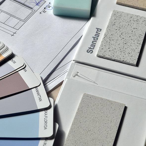 Razvijanje RAL barv