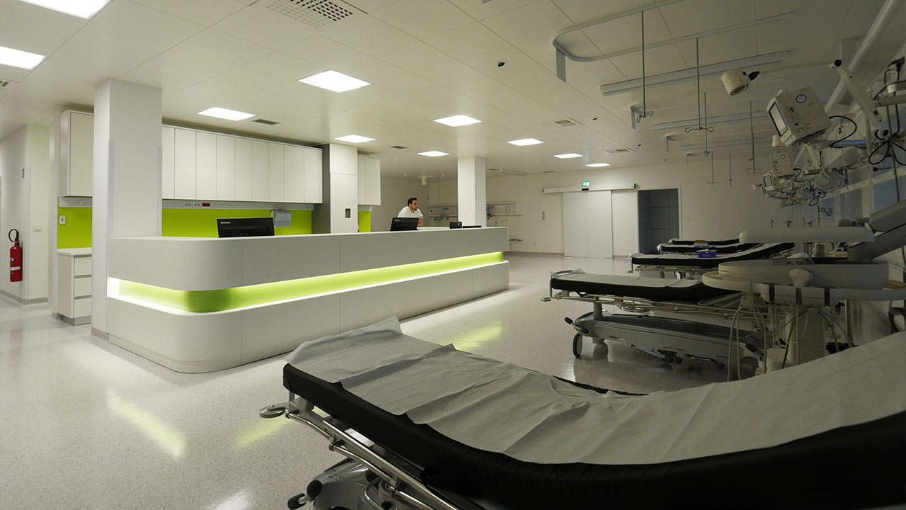 General Hospital Novo mesto, Slovenia